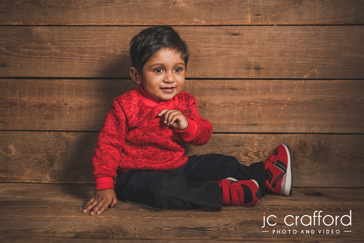 family studio photography by JC Crafford Studio photography