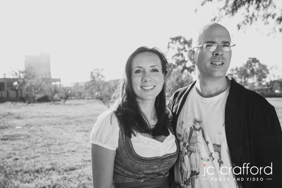 Pretoria Location and Couple Photographer