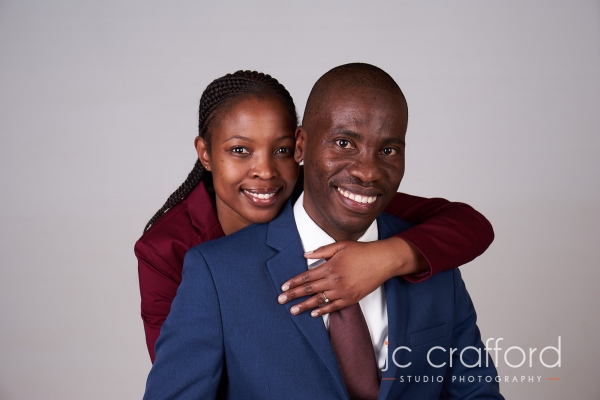 Pretoria Studio Couple Photography by JC Crafford Studio Photography