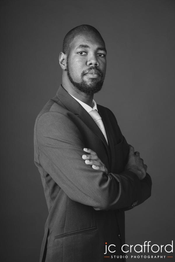 JC Crafford Studio Photography - Corporate headshot shoot in Pretoria