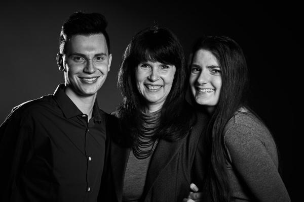 JC Crafford studio photography family photoshoot in Pretoria M