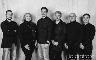 JC Crafford Studio photography Corporate headshots Nuclei