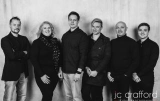 JC Crafford Studio photography Corporate headshots Nuclei