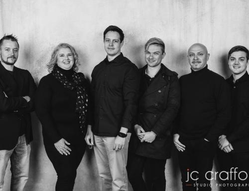 Coporate Portrait Photography – Nuclei
