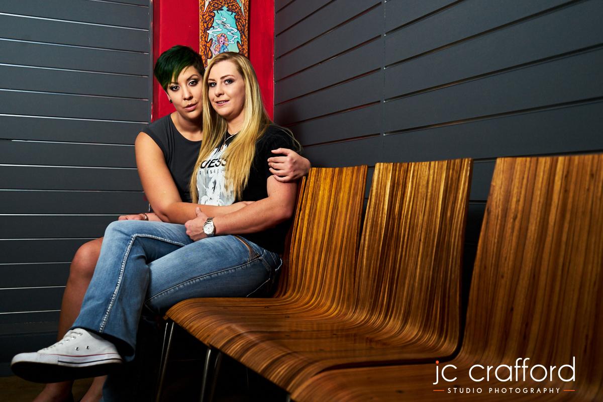 Photographer couple lesbian dvd