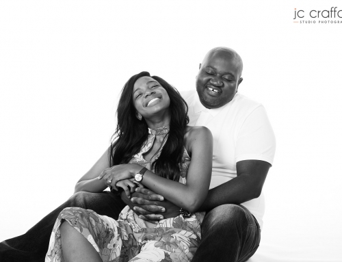 Wilsani & Lebogang couples shoot