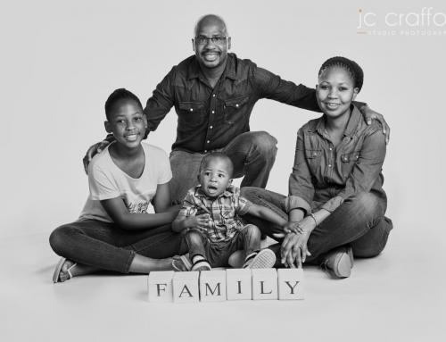 Family Photoshoot in Pretoria