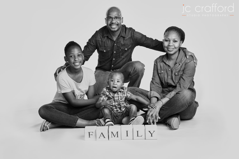 JC Crafford Studio photography family photoshoot in Pretoria