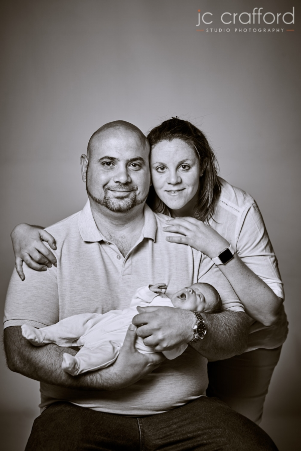 JC Crafford Studio photography baby photoshoot in Pretoria Wendy