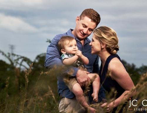 Leon and Minet's Family Shoot
