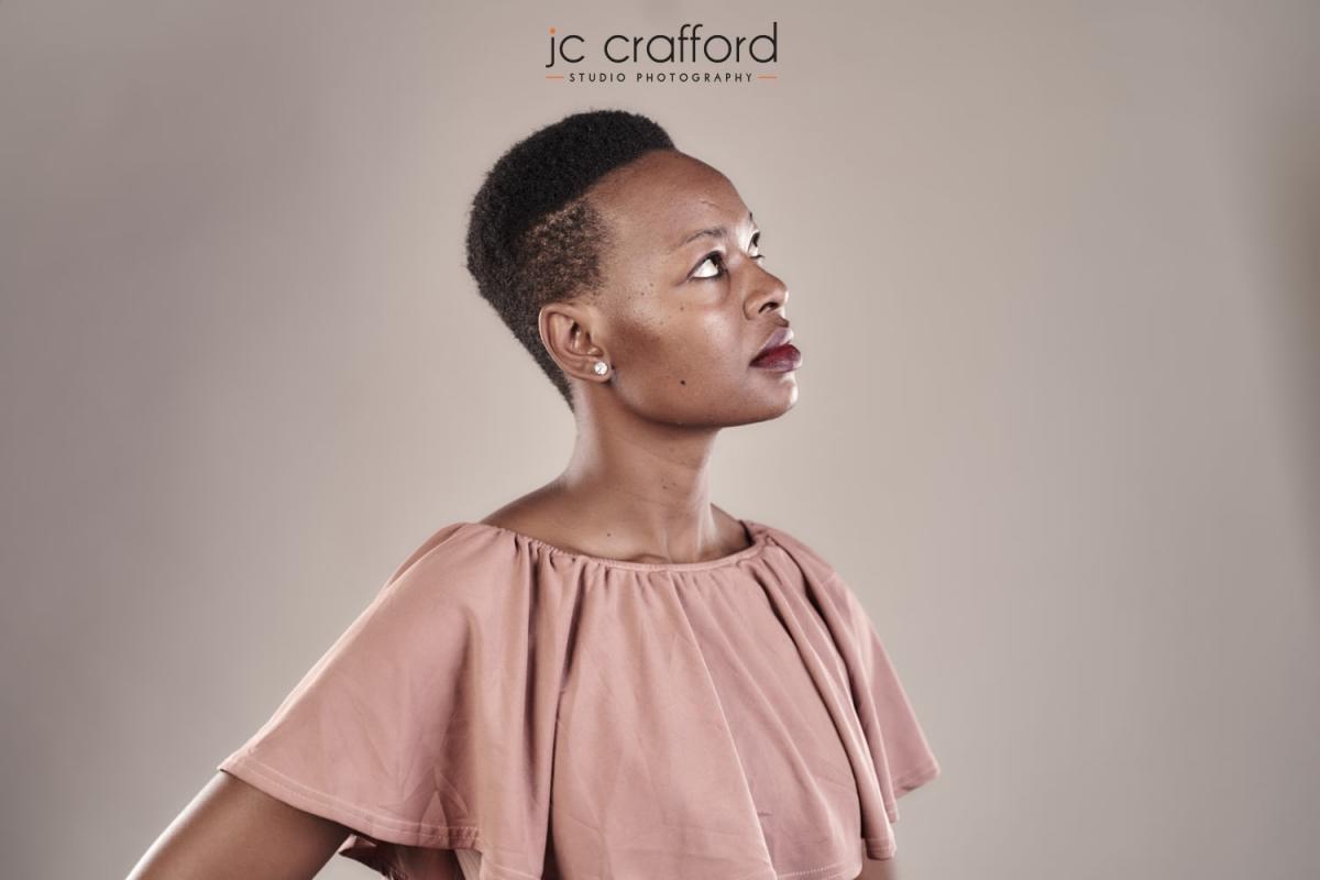 Modelling photo shoot in Pretoria B