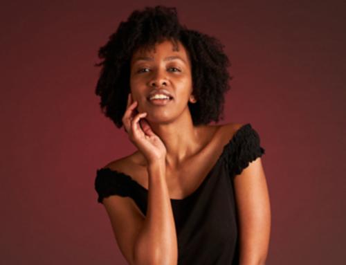Yonela Rozani Modeling Studio Shoot