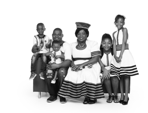 Evelyn Kandenga Family Shoot