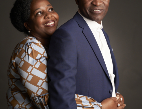 Sibongile Ngcezu Couples Shoot