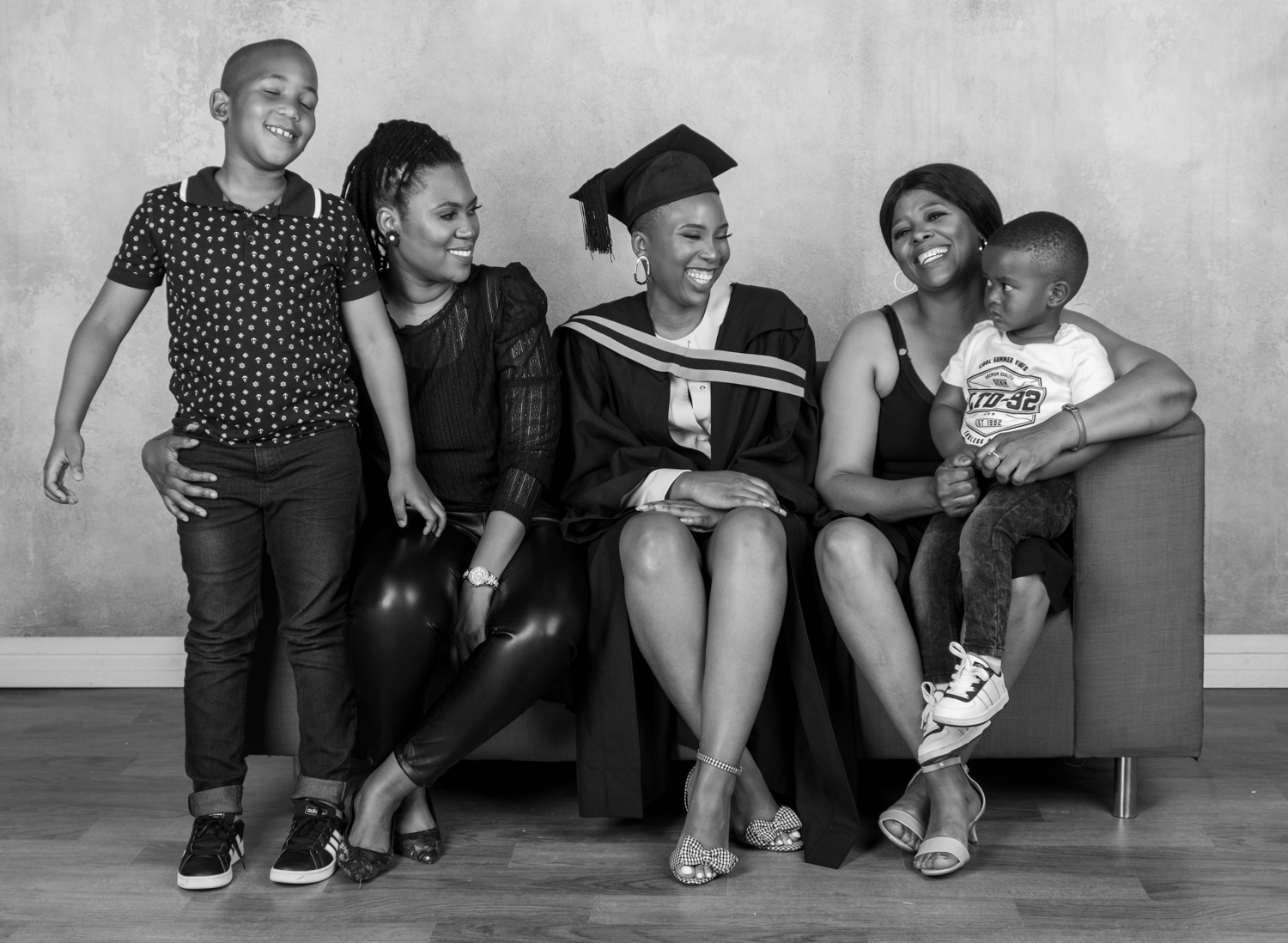 Family Photo Shoot in Pretoria