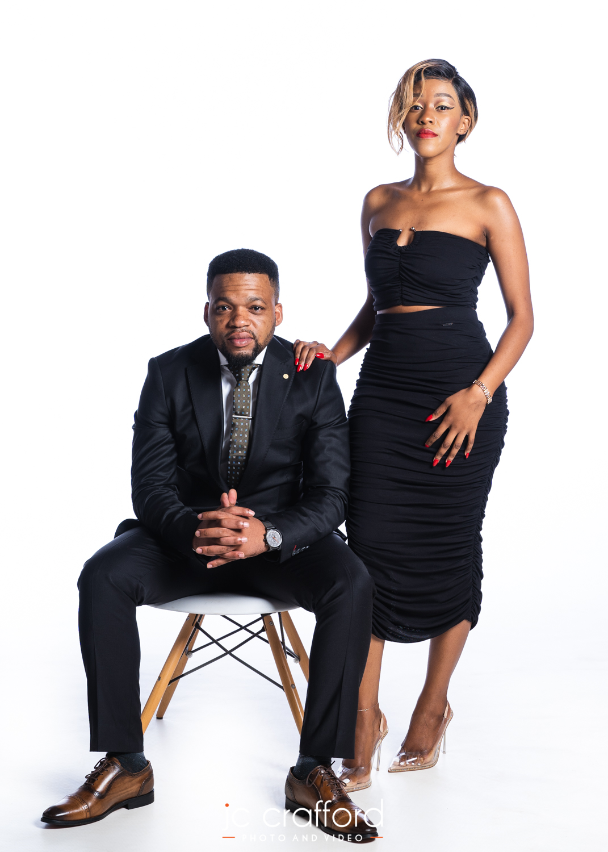 Couples photoshoot in Pretoria