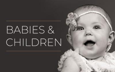 Studio Photography Babies